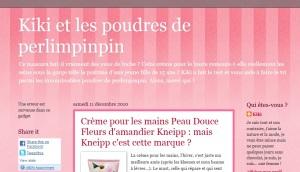 blog cosmétique